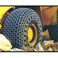 Large picture tire protection chains