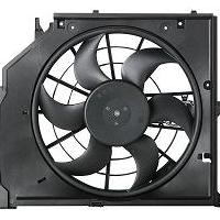 Large picture Radiator Fan