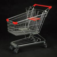 Large picture shopping trolley