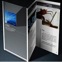 Large picture Brochure Printing Service in Beijing China