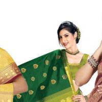 Large picture silk sarees