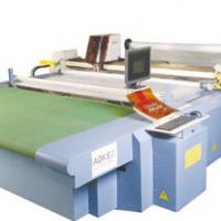 Large picture DCM2320-5 multi-layer garment die cut machine