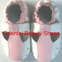 Large picture soft sole leather baby sandals
