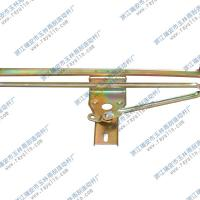 Large picture wiper linkage
