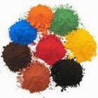 Large picture Iron Oxide Red/Yellow/Brown/Green