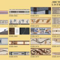 Large picture Ceramic Tiles Listello