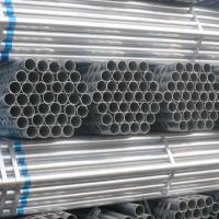 Large picture galvanized steel pipe
