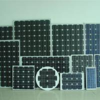Large picture 3w-280w mono solar panel