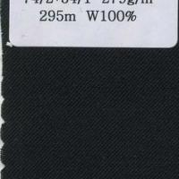 Large picture pure wool fancy uniform suiting worsted fabric