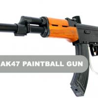 Large picture T68 AK47 Paintball Gun