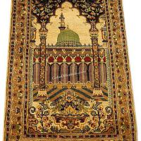 Large picture Islamic Rug
