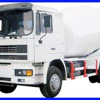 Large picture Concrete Mixer Truck