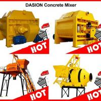 Large picture kinds of concrete mixers