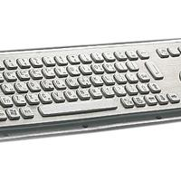 Large picture Metal Keyboard with Trackball for Kiosk