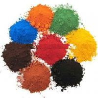 Large picture Iron Oxide (Colors)