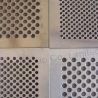 Large picture perforated metal net