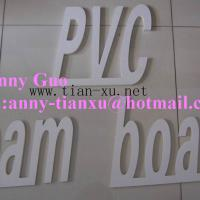 Large picture PVC foam board/sheet