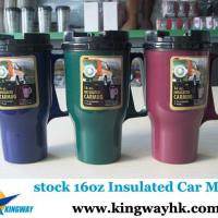 Large picture stock stocklot closeout Insulated Car Mug
