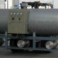 Large picture non-woven vacuum calcination furnace