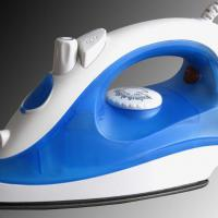 Large picture electric iron