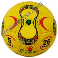 Large picture soccer ball
