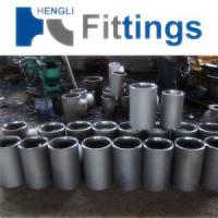 Large picture carbon alloy buttweld seamless pipe fitting