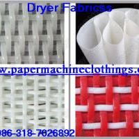 Large picture dryer fabric