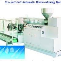 Large picture soft bottle blowing machine