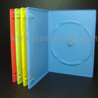 Large picture 7MM SLIM SINGLE SOLID COLOR DVD CASE
