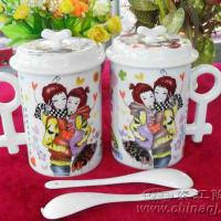 Large picture Valentines cups