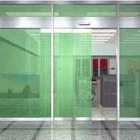 Large picture Automatic Telescopic Sliding Doors
