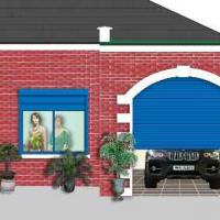 Large picture Electric Domestic Roller Shutters