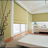 Large picture Remote Control Window Roman Shades