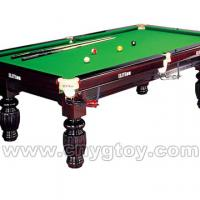 Large picture deluxe American-style billiard tables