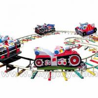 Large picture fighter NO.2 tank electric toy train