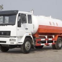 Large picture sinotruk howo garbage truck