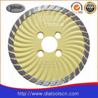 Large picture Cutting blade:115mm sintered turbo wave saw blade