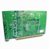 Large picture multilayer board/gold finger
