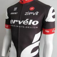 Large picture cycling jersey