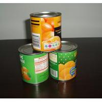 Large picture canned mandarin orange