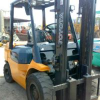 Large picture used forklift