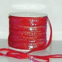 Large picture sequin string
