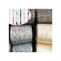 Large picture sequin yarn