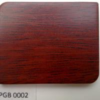 Large picture Walnut 4 mm Aluminium Composite Panels