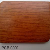 Large picture Golden Oak 4 mm Aluminium Composite Panel