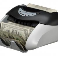 Large picture Banknote counter