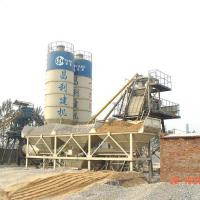 Large picture Concrete Mixing Plant (HZS25)