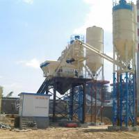 Large picture Concrete Batching Plant(HZS75)