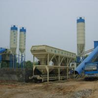 Large picture Concrete Batching Plant(HZS90)