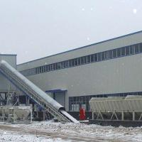Large picture Concrete Batching Plant(HZS120)